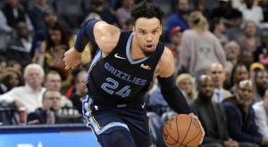 Dillon Brooks Breakout Continues