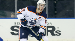 Connor McDavid has big week on pp